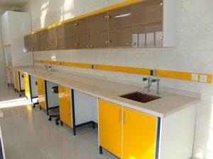 سكوبندي آزمايشگاه